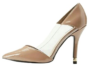 Qupid Nude Pumps