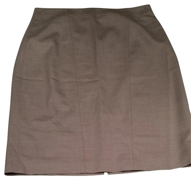 Ann Taylor Skirt Wheat