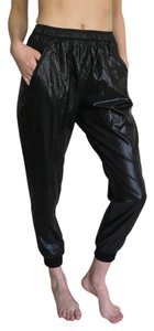 MARIOS Athletic Pants Black