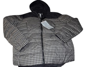 Lululemon Gingham Mojave Tan Black Jacket