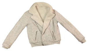 Abercrombie & Fitch Moto A&f Comfortable Military Jacket