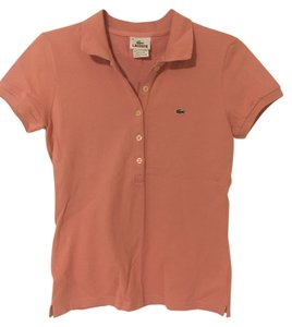 Lacoste Top Indian Pink