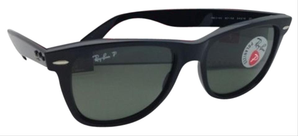 551001b2fd3 Ray-Ban Polarized RAY-BAN Sunglasses WAYFARER RB 2140 901 58 54- ...
