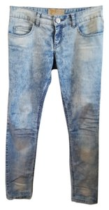 My Philosophy Wash Skinny Jeans-Acid