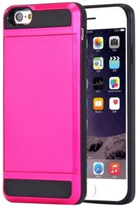 iPhone 6/6s Plus Card Case (FUCHSIA)