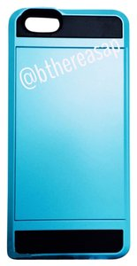 Other iPhone 6/6s Plus Card Case (AQUA)