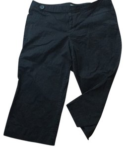 Mossimo Supply Co. Capris Black