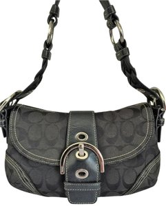 Coach Soho Shoulder Satchel Hobo Bag