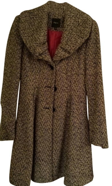 Item - Houndstooth Black/White Reserved 11/13/15 33.00 Lorena A. Coat Size 0 (XS)
