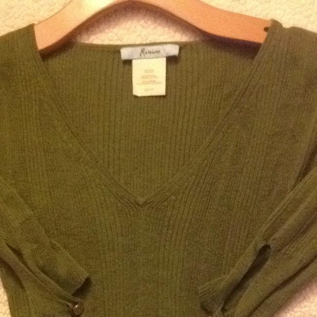 Marciano Top Olive Green & Gold