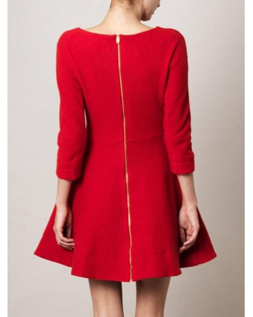 Marc by Marc Jacobs short dress Red Other Rag & Bone Jeans on Tradesy