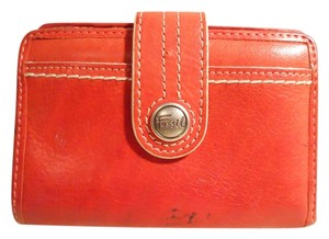 Fossil small leather