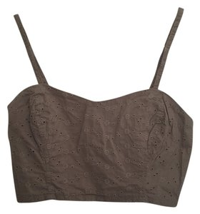 Urban Outfitters Top Army green