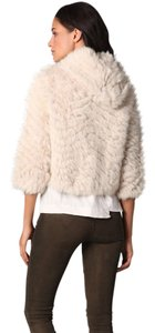 Marc by Marc Jacobs Cropped Fur Coat