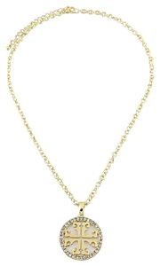 Other NEW Tory Burch Style Goldtone Necklace