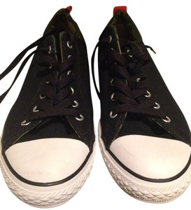 Converse Black & Orange Athletic