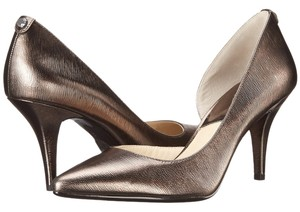 Michael Kors Gunmetal Pumps