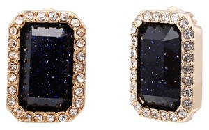 Kate Spade Kate Spade NIght Sky Earrings NWT Dreamy Dark Gems Accented with Twinkling Paves