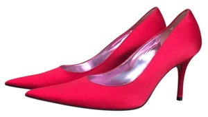 Christian Lacroix Red Pumps
