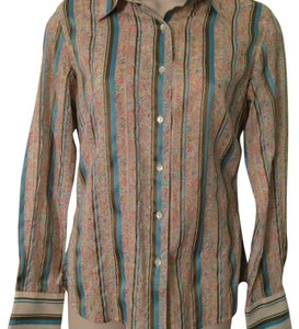Robert Graham Button Down Shirt Multi-color