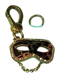 Juicy Couture BRAND NEW! JUICY COUTURE STUNNING and CRAZY RARE ORIGINAL MASQUERADE MASK CHARM!!