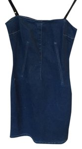 Moda International short dress Denim on Tradesy