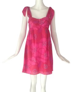 Marc Jacobs short dress Fusia on Tradesy