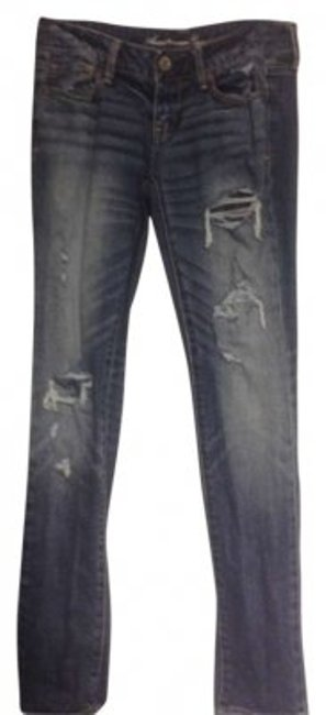 Preload https://img-static.tradesy.com/item/144444/american-eagle-outfitters-blue-distressed-skinny-jeans-size-28-4-s-0-0-650-650.jpg