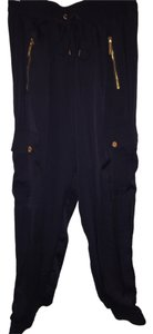 Michael Kors Mk Carpenter Pants Navy