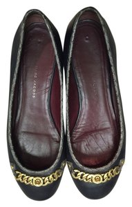 Marc by Marc Jacobs Ink/Slate Flats
