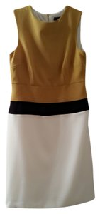 New Directions Color-blocking Dress