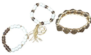 INC International Concepts Three bracelet set