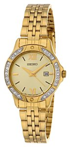 Seiko Seiko Women's Gold Watch
