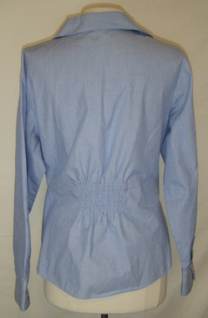 WESTBOUND WOMAN Top BLUE