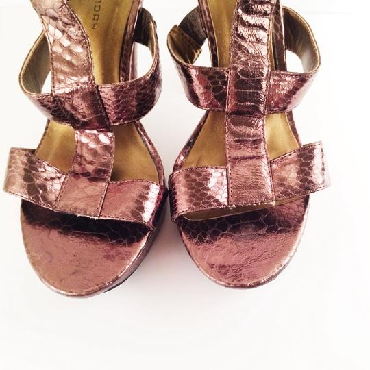 Chinese Laundry Pewter Sandals