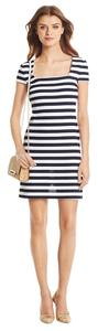 Diane von Furstenberg short dress Tory Burch Black Halo Iro on Tradesy