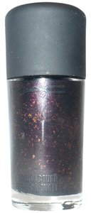 MAC Cosmetics BABY GOTH GIRL Frost Nail Lacquer