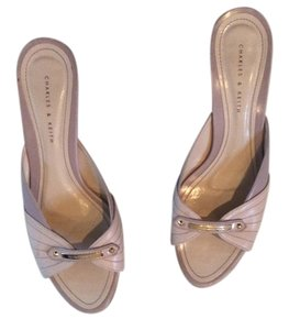 Charles & Keith Light pink Sandals