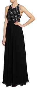 Black Maxi Dress by Diane von Furstenberg Haute Hippie Parker