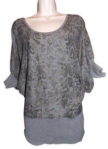Worthington Top Grey Multi