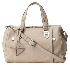 Allibelle Satchel in Steel