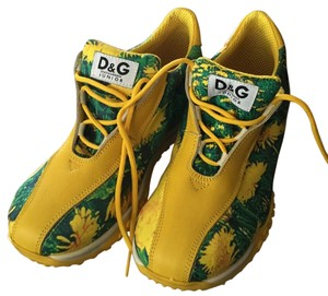 Dolce&Gabbana Yellow/green Athletic