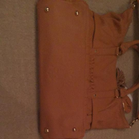 Honey Punch Tote in Camel