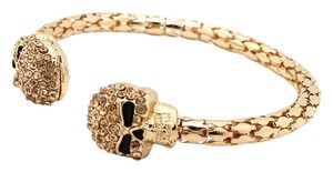 Eye Candy Los Angeles Eye Candy Los Angeles Skull My Wrist Cuff