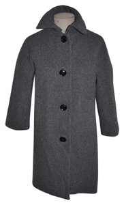 Gap Wool Trench Fall Pea Coat