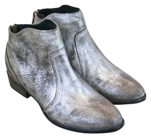 Seychelles Pewter Boots