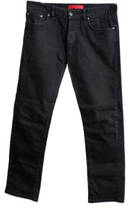Hugo Boss Mens Straight Leg Jeans