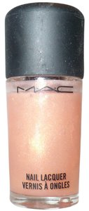 MAC Cosmetics PEACH PARTY Frost Nail Lacquer