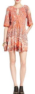 Free People short dress CLEMENTINE COMBO Love Birds Clementine on Tradesy