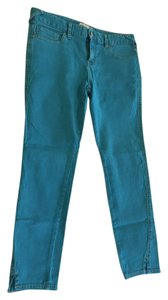 Free People Jeans Colored With Tags Skinny Pants Blue